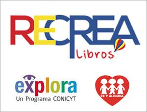 Apoyo en diagramación de Programa Explora de Conicyt y PROYECTO FE Y ALEGRIA.2012